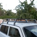 Экспедиционный багажник на Ниву