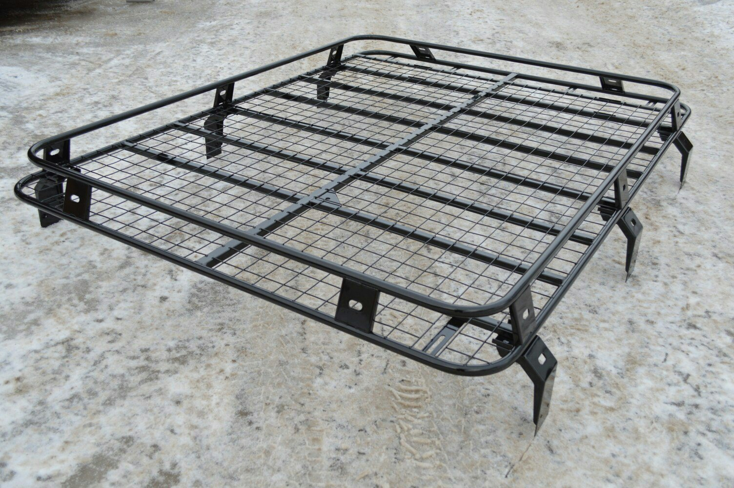 Экспедиционный багажник на УАЗ Hunter/469/3151